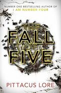 Fall of Five Cover