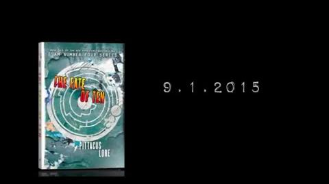 Lorien Chose You Video 1 THE FATE OF TEN by Pittacus Lore