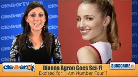 Glee's Dianna Agron Joins 'I Am Number Four' Cast