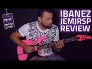 Ibanez JEMJRSP - The Jem Junior Steve Vai Signature Guitar Review