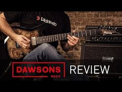 NEW FOR 2020 - Ibanez RG1121PB-CKB Overview - Tom Quayle