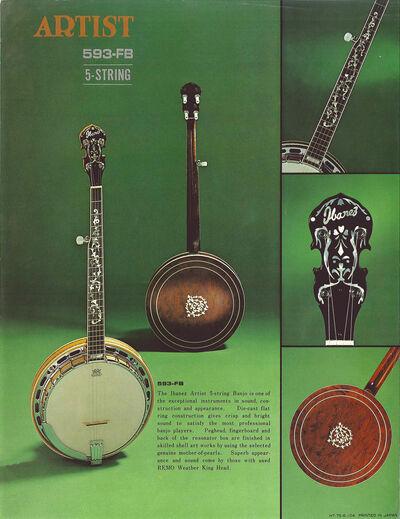 1975 Artist Banjo dealer sheet.jpg