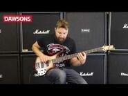 Ibanez SR300E Spot Run Bass Guitar Review