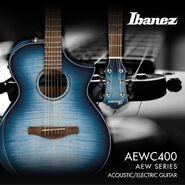 Ibanez AEWC400 AEW Series