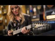 Ibanez Nita Strauss JIVA10 Signature Electric Guitar - Overview