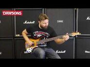 Ibanez SR370EF-BBT Spot Run Bass Guitar Review