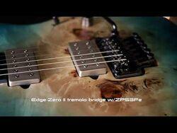 Ibanez RG1120PBZ CIF - Demo