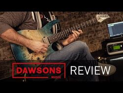 NEW FOR 2020 - Ibanez RG1121PB-CIF Overview - Tom Quayle