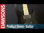 Ibanez RG421M Review