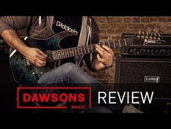 NEW FOR 2020 - Ibanez RG6PPBFX-TSR Overview - Tom Quayle