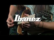 Ibanez RG370AHMZ, Blue Moon Burst - Gear4music demo