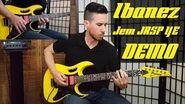 Ibanez JEM JR Yellow - Demo - JEMJRSP YE