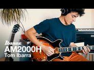 Ibanez Artstar AM2000H-BS Demo by Tom Ibarra