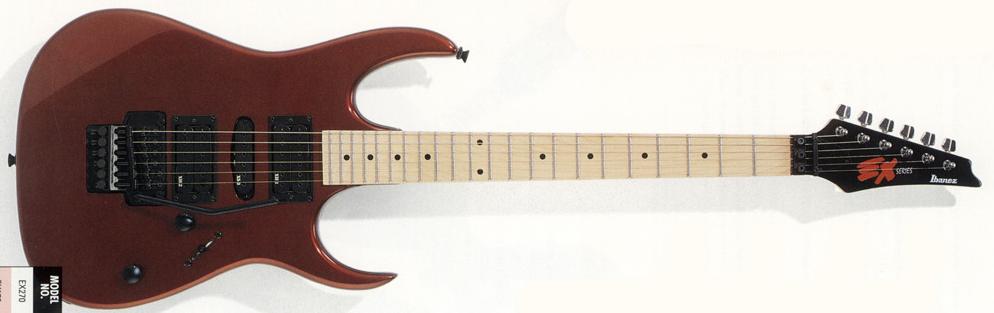EX270 (maple fretboard)