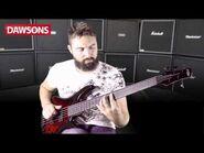Ibanez GSR 205SM CN35 Spot Run Bass Guitar Review