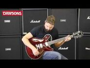 Ibanez AS7312 Artcore 12 string Electric Guitar Review