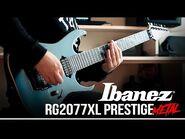 Ibanez RG2077XL Prestige - Metal