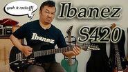 Ibanez S420