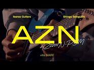 Neo Soul Guitar Song by Shingo Sekiguchi with Ibanez AZ2204N-PBM
