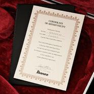 RG8520LTD certificate