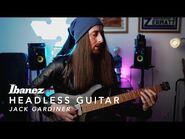 Ibanez QX52 featuring Jack Gardiner