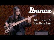 김예인 -Yein Kim- - Lemonade - Headless Bass - Multiscale Bass - Ibanez