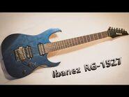 Guitar Test - Ibanez Prestige RG1527