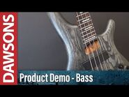 Ibanez SRFF800-BKS Fanned Bass Guitar Review
