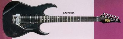EX270 (rosewood fretboard)