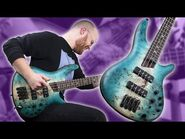 The All-In-One BEAST! - Ibanez SR1600B -Demo-