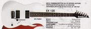 EX120 basswood