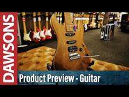 Ibanez TQM1 'Tom Quayle Signature' Guitar - Exclusive Preview