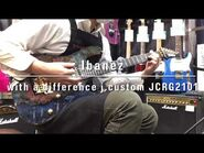 Ibanez - With a difference JCRG2101 j