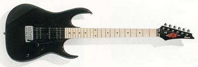 EX170 (1992–1993, maple fretboard)