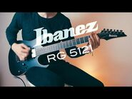 Ibanez RG5121 Prestige -- Tone Test - New Album out NOW!!!