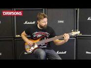 Ibanez SR375-BBT 5 String Spot Run Bass Guitar Review