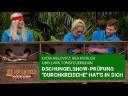 """Dschungelprüfung Tag 4 - Prüfung """"Durchkreische"""" hat es in sich - Die große Dschungelshow 2021"""