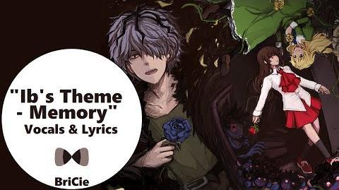 "【BriCie】 Ib's Theme - ""Memory"" Piano Ver"