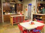 Shay Apartment kitchen