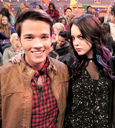 Freddie and Jade in Sam and Cat