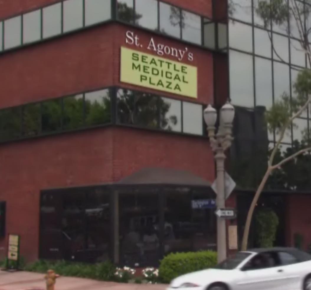 St. Agony's Seattle Medical Plaza
