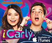 """ICarly """"Creddie"""" Ad for iTunes.jpg"""