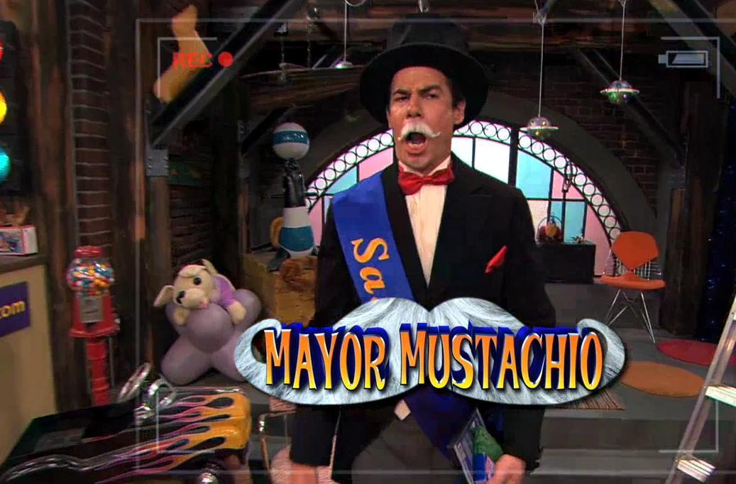 Mayor Mustachio