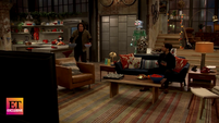 ET Spencer and Freddie in their apartment