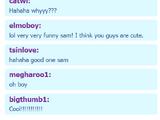Sam Changed My Answers!