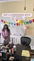 Ali Schouten birthday