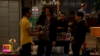 ET Spencer and Freddie get martinis 1