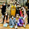 ICarly Revival Cast in pajamas 3