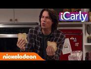 Spencer's Bread - iLove Gwen - iCarly Season 1 Ep 8 - NickelodeonPlus