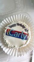 Ali Schouten birthday cupcake